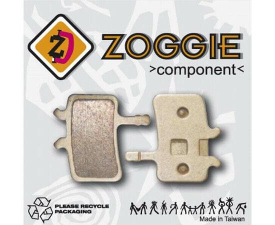 Zoggie fékbetét BB7 és Juicy tárcsafékhez, alu alap