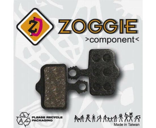 Zoggie fékbetét Elixir tárcsafékhez, acél alap - szintetikus pofa