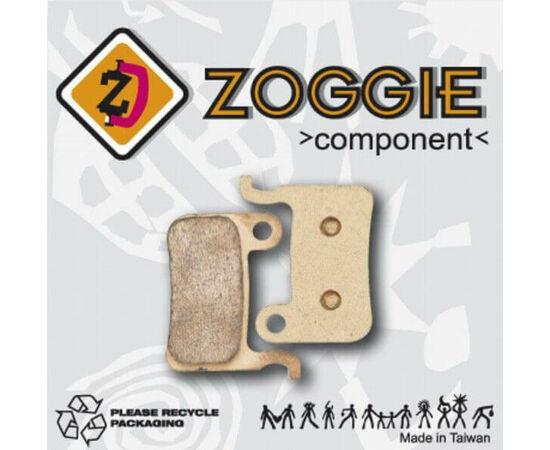 Zoggie fékbetét Shimano XTR, Saint tárcsafékhez, alu alap