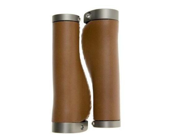 Zoggie ergonomikus, bilincses, bőr markolat, 138 mm