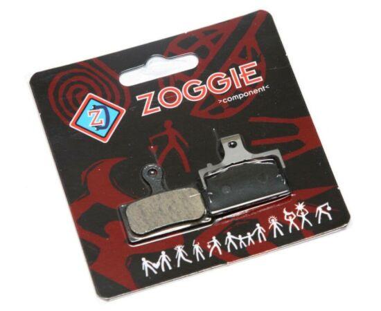 Zoggie fékbetét Shimano SLX, XTR tárcsafékhez, acél alap, organikus pofa
