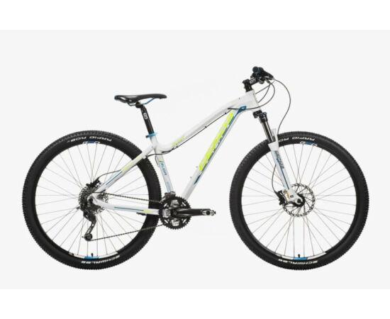 Gepida Ruga alu 29-es MTB kerékpár, 27s, 21 col, fehér