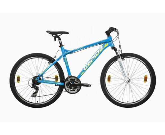 Gepida Mundo alu 26-es MTB kerékpár, 21s, 15 col, kék