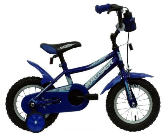 Hauser Puma 12-es BMX gyerek kerékpár, acél, kék