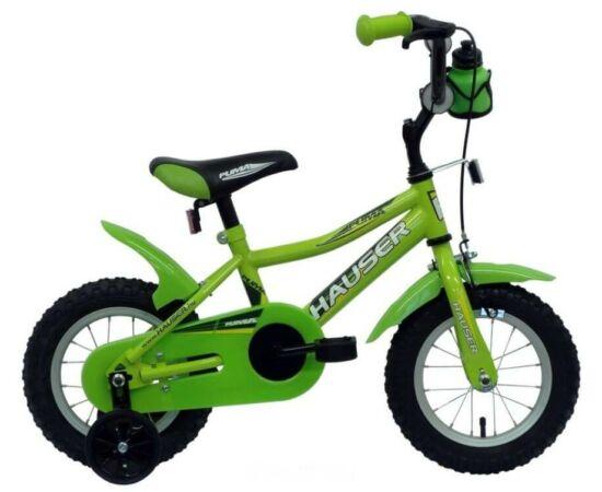 Hauser Puma 12-es BMX gyerek kerékpár, acél, zöld
