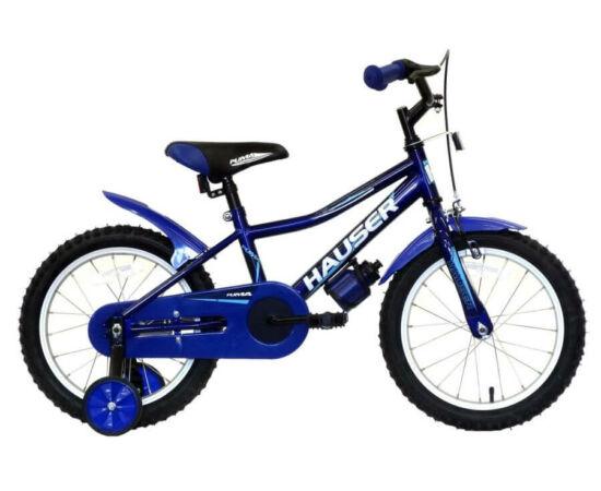 Hauser Puma 16-os BMX kerékpár, sötétkék
