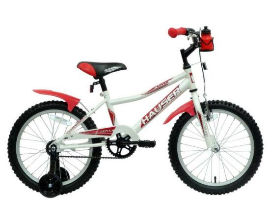 Hauser Puma 18-as BMX kerékpár, fehér-piros