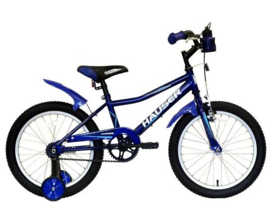 Hauser Puma 18-as BMX kerékpár, sötétkék