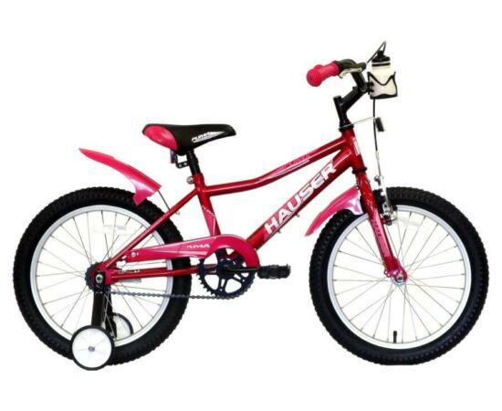 Hauser Puma 18-as BMX kerékpár, sötét rózsaszín