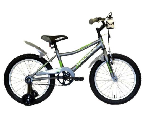 Hauser Puma 18-as BMX kerékpár, sötét szürke