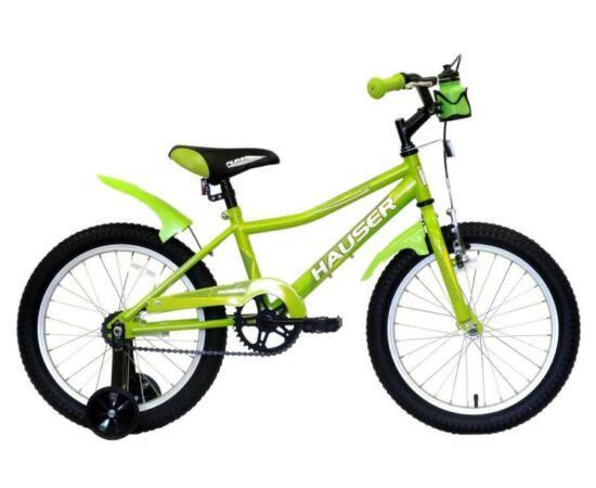 Hauser Puma 18-as BMX kerékpár, zöld