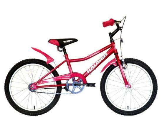 Hauser Puma 20-as BMX kerékpár, világos rózsaszín