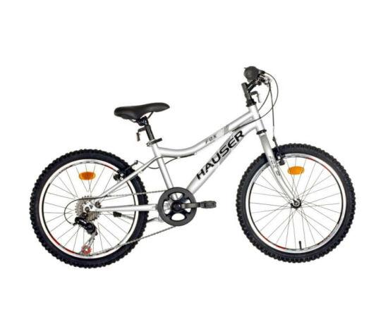 """Hauser Fox Uni 20"""" kerékpár matt világos szürke"""