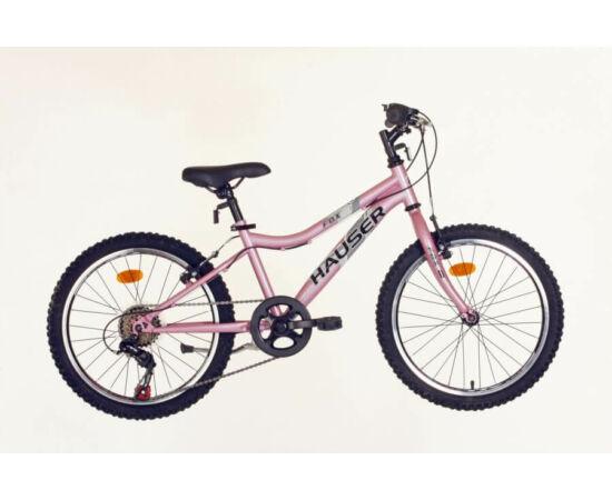 """Hauser Fox Uni 20"""" kerékpár rózsaszín"""