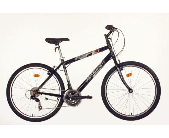 Hauser Galaxy FÉRFI kerékpár 20-as fekete