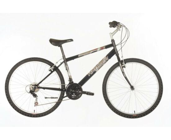 Hauser Galaxy FÉRFI kerékpár 22-es fekete