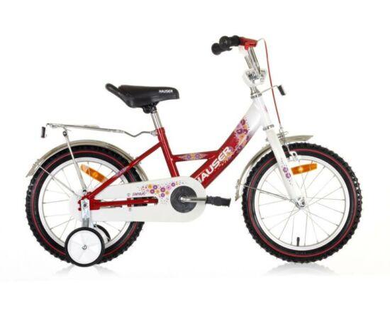 """Hauser Swan 16"""" BMX kerékpár fehér - piros"""