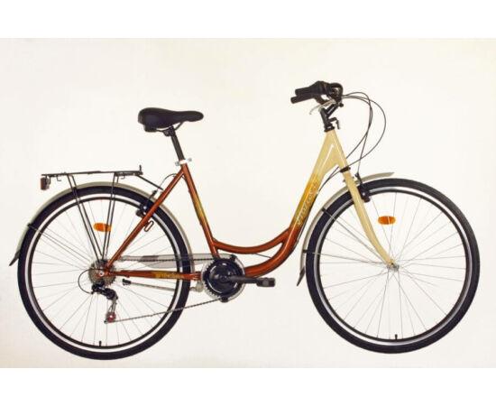 Hauser Swan NŐI kerékpár krém - barna, 6 seb
