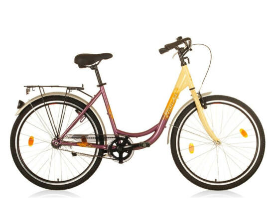 Hauser Swan NŐI kerékpár krém - bordó, 1 seb