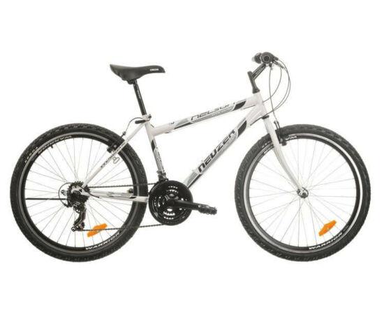 Neuzer Nelson 30 férfi hobbi MTB kerékpár 23-mas fehér-fekete