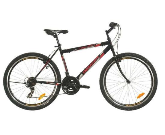 Neuzer Nelson 30 férfi hobbi MTB kerékpár 15-ös fekete-piros