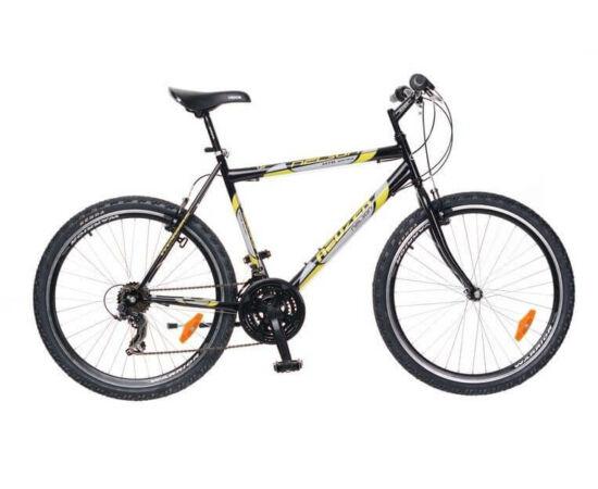 Neuzer Nelson 30 férfi hobbi MTB kerékpár 15-ös fekete-sárga