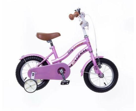 Neuzer Cruiser 12-es gyerek kerékpár, rózsaszín