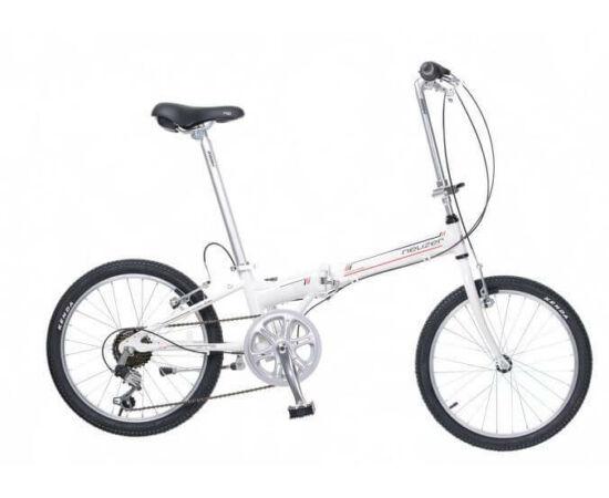 Neuzer Folding Sport összehajtható 20-as városi kerékpár alumínium, 7s, fehér