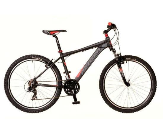 Neuzer Storm férfi 26-os MTB kerékpár, 21s, alumínium, 21-es, fekete-szürke-piros