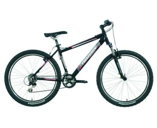 """Neuzer Tempest férfi sport 26"""" MTB kerékpár 17-es fekete-piros"""