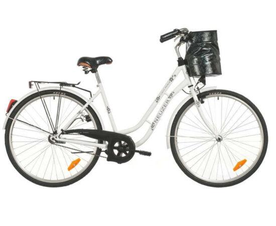Neuzer Classic Premium 28-as női városi kerékpár, fehér
