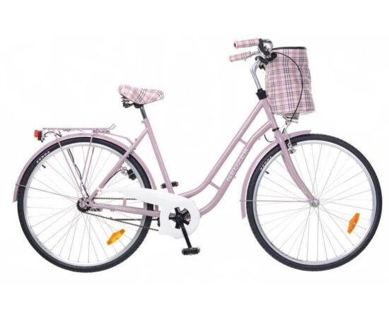 Neuzer Classic Premium 28-as női városi kerékpár, mályva