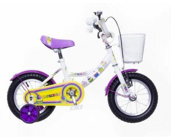 Neuzer 12-es BMX lány kerékpár, fehér