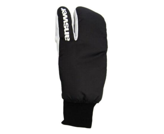 Answer Sleestack 3 ujjas téli kesztyű, fekete XL