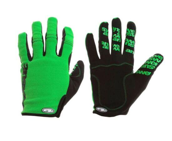 Answer Won nyári XC kesztyű zöld-fekete XL