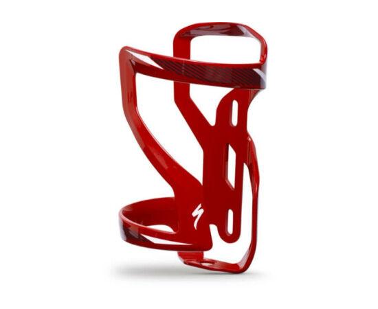 Specialized Zee Cage II műanyag kulacstartó, balos, piros