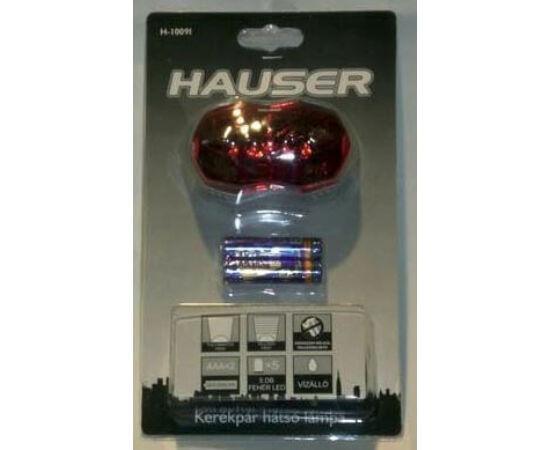 Hauser hátsó lámpa, 3 LED