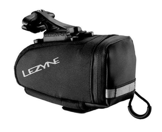 Lezyne M-Caddy QR gyorszáras nyeregtáska 0,5 liter, fekete