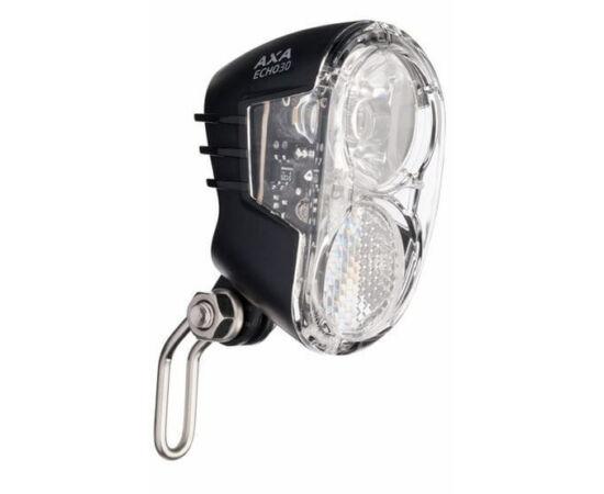 Axa Echo 30 dinamós első lámpa kapcsolóval