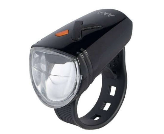 Axa Greenline 15 tölthető első lámpa