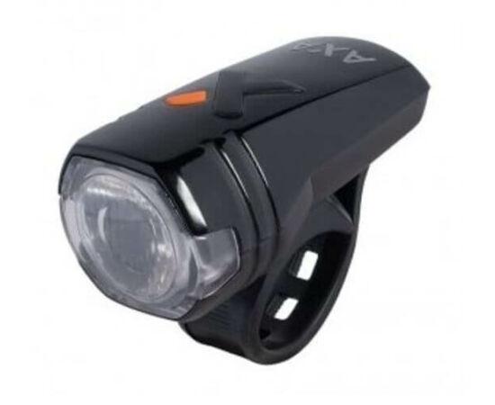 Axa Greenline 30 tölthető első lámpa