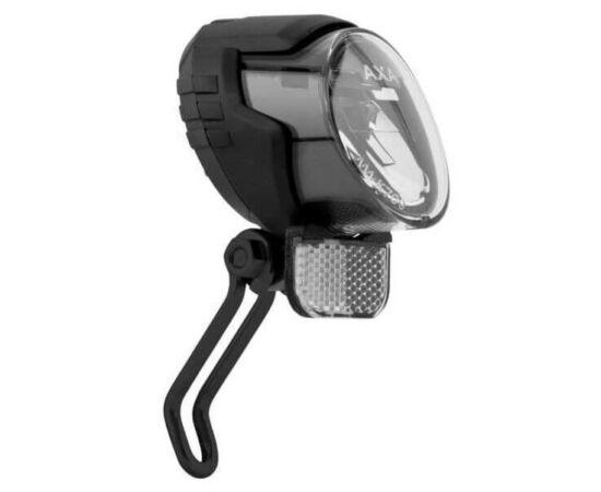 Axa Luxx 70 dinamós első lámpa alkonykapcsolóval, állófény funkcióval