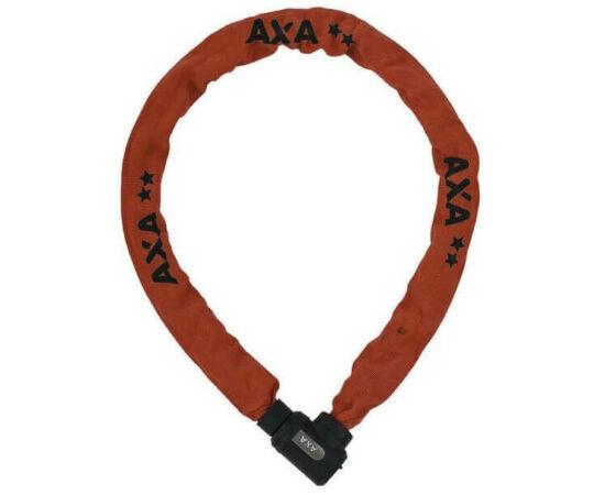 Axa Cherto integrált láncos lakat, 95 cm, piros