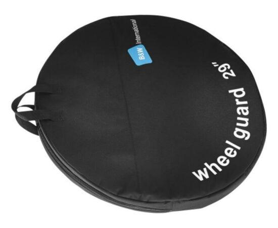 B&W Kerékszállító táska, fekete