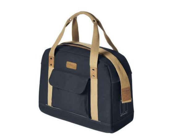 Basil Portland Women táska csomagtartóra, 19L, sötétkék
