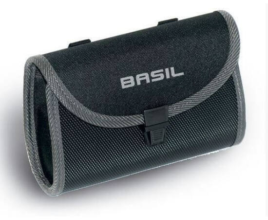 Basil Madi nyeregtáska 0,5L, fekete
