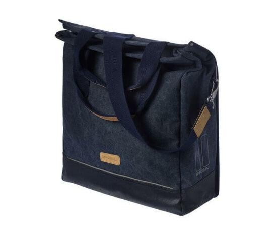 Basil Urban Fold Cross Body Bag táska csomagtartóra, sötétkék