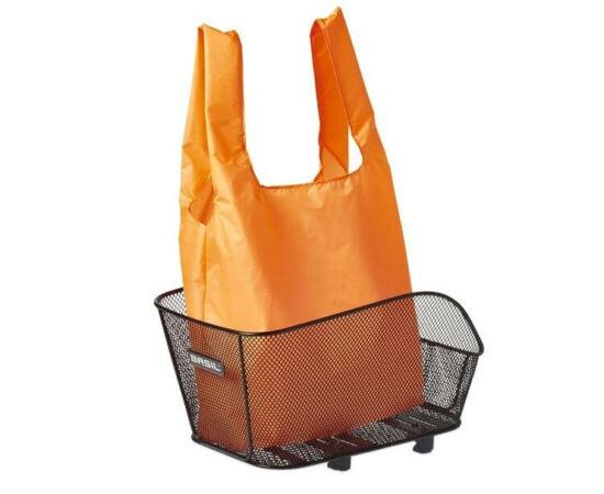 Basil Keep Shopper összehajtható szatyor, neon narancs