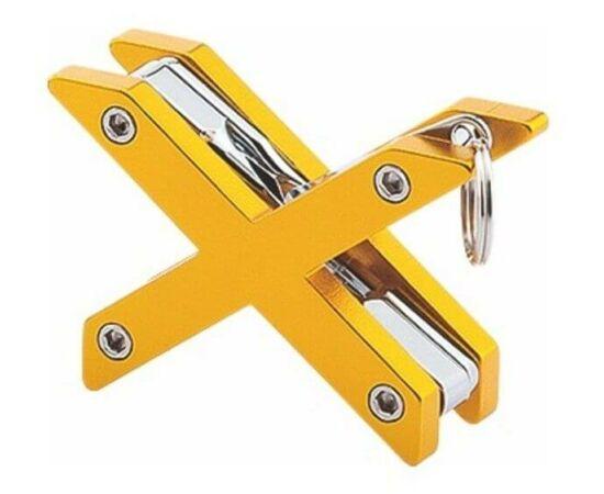 BikeHand 8 funkciós mini zseb-szerszámkészlet, arany