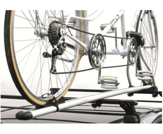 Peruzzo Roma Tandem ALU kerékpárszállító, zárható, tetőcsomagtartóra